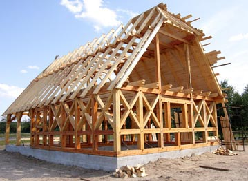 Tim truss ltd for Pre engineered roof trusses